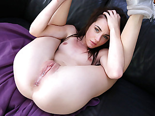 Real sister swallows cum
