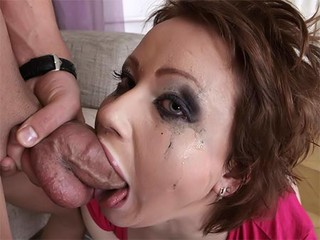 His girlfriend cheated on him so he fucked her mom